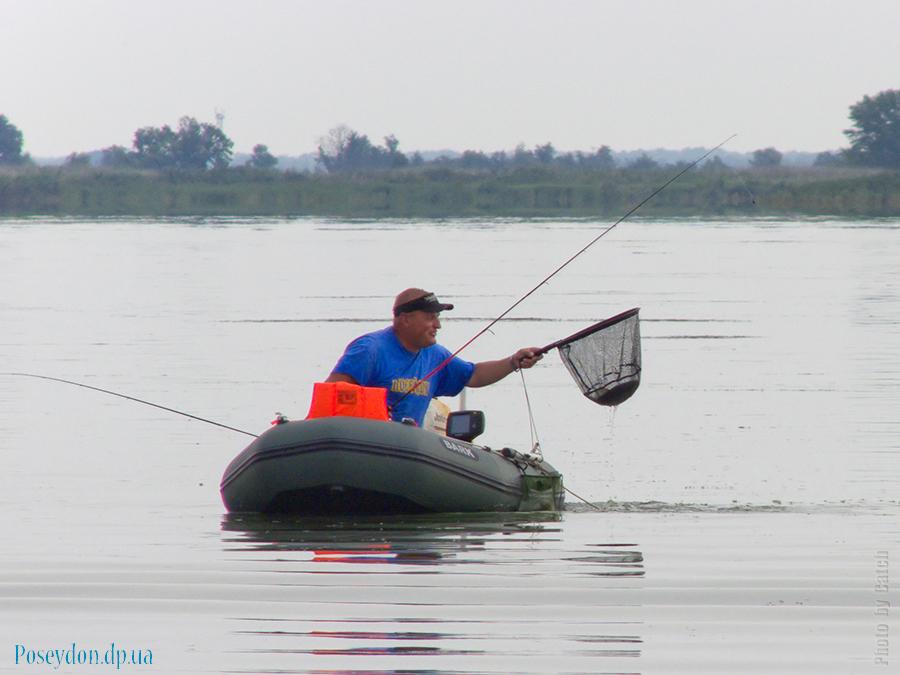 ловля с лодки пвх судака