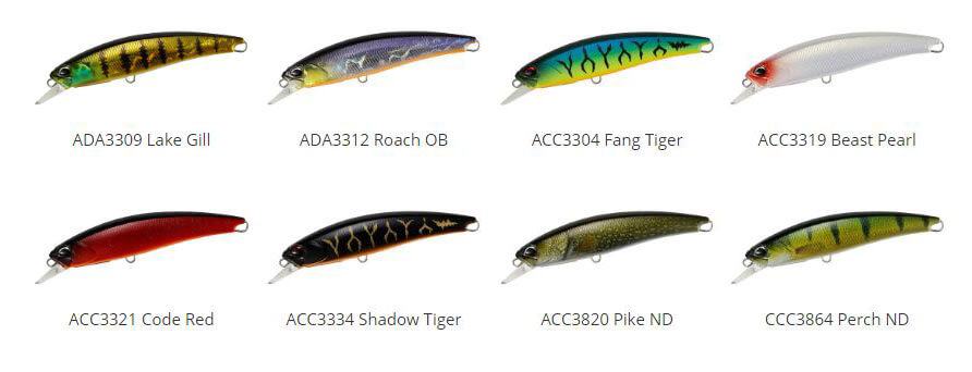 REALIS FANGBAIT 120SR PIKE LIMITED