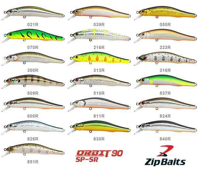 ZipBaits Orbit 90 SP-SR