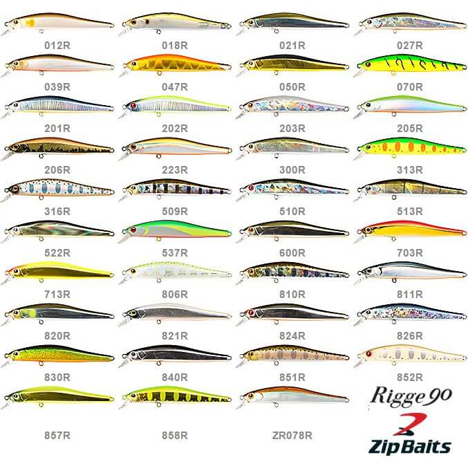 ZipBaits Rigge 90